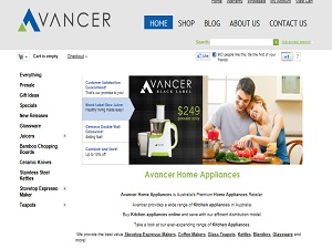 Avancer Home Appliances