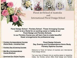Floral Art School