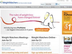 Weight Watchers Australia