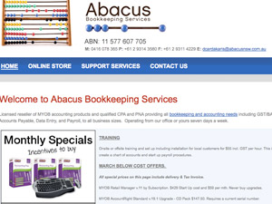 Abacus Bookkeeping Services