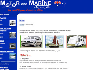 Motor And Marine